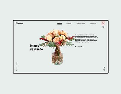 Bloomma-UX/UI