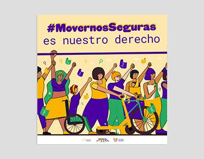 #MovernosSeguras