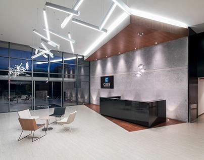 CASS Constructores Office design