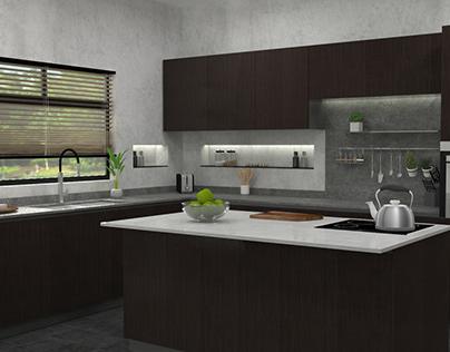 Escenografía comercial - Oster - Cocina Moderna