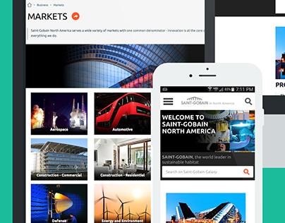 SGNA Corporate Website