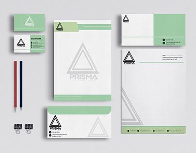 Designed Branding for Prisma