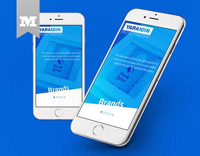 Web Design and Development agency   YARANDIN Inc