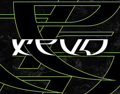 Xevo Typeface