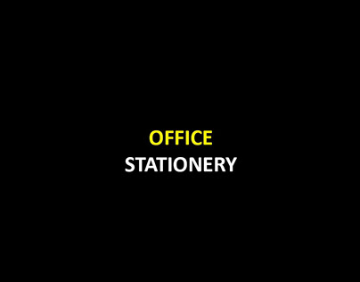 Office Staionery