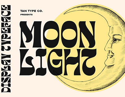 Retro Typeface