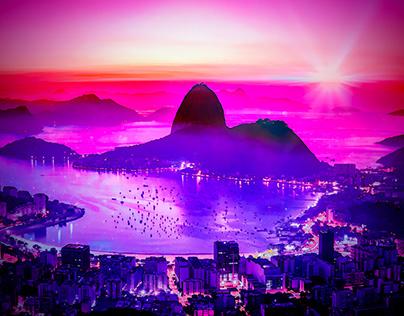 Rio de Janeiro Dawn.