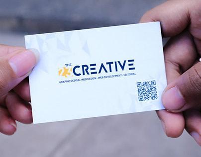 Carte de visite The 23 Creative