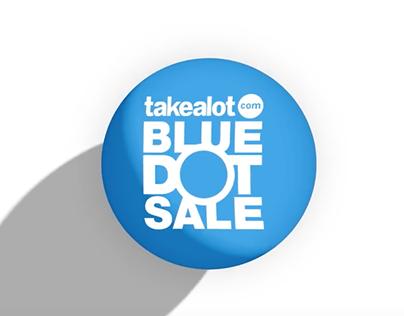 Takealot Blue Dot Sale 2017 TVC