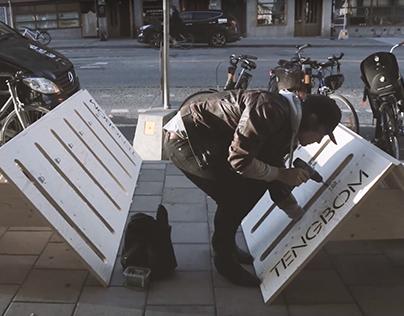 Guerilla Campaign - Tengbom architects