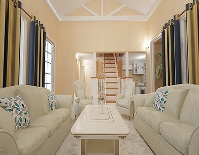 Design interior casa stil american