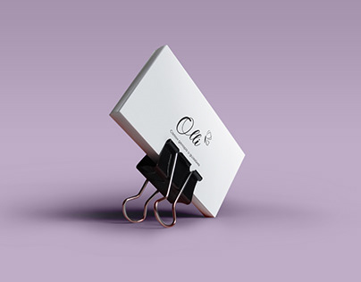 """Разработка логотипа для салона декора и дизайна """"Olli"""""""