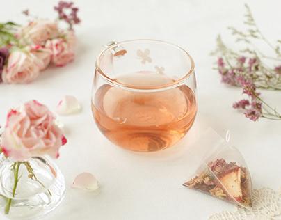 Nilüfer Organic Herbal Tea