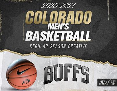 Colorado Men's Basketball 2020-21