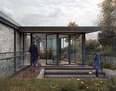 Shelley Village - Cottage extension
