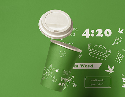 Food delivery : Weed Cafe
