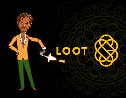 Loot, Ganesh Gaitonde small Rig