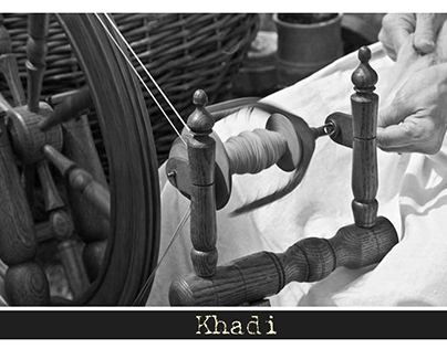 KHADI the Eternal Tale of Traditional Indian Textiles