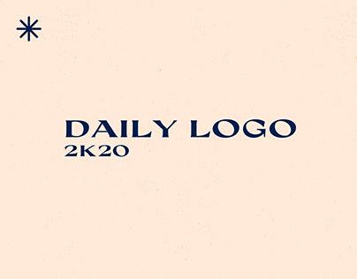 DAILY LOGO CHALLENGE 2020