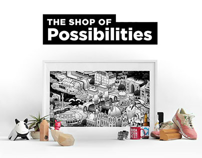 The Shop of Possibilities