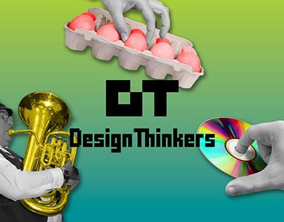 DesignThinkers (Branding)