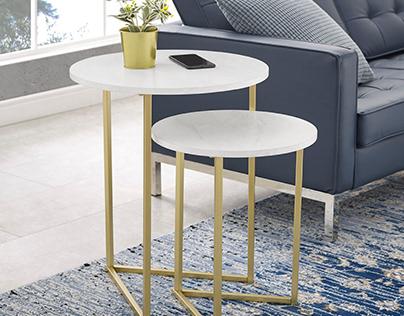 Şık Sehpa Tasarımı / Stylish Coffee Table Design