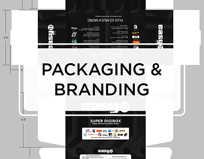 PACKAGING AND BRANDING DESIGNS