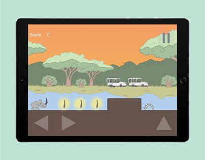 Rhino Trails   Educational game