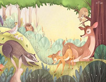 """Bambi"" - Moon"