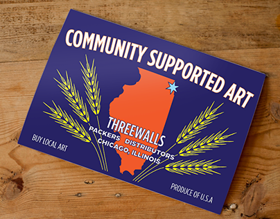 Community Supported Art Branding