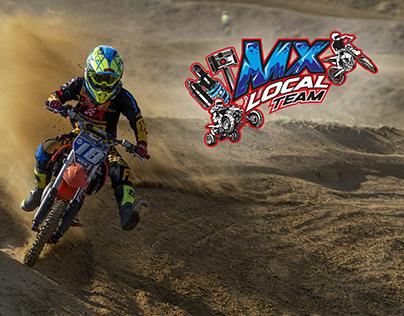 Logo design for quad and biker community mx local team
