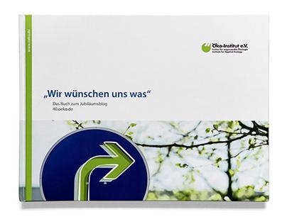 Buch zum Jubiläum | Öko-Institut e.V.
