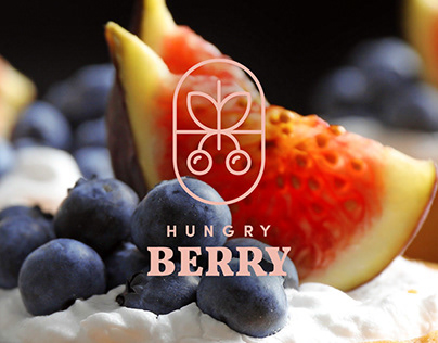 Hungry Berry | identity