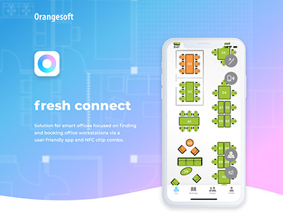 fresh connect - Smart office app