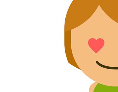 St Valentine animation