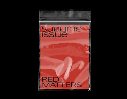 Red Matters Prints