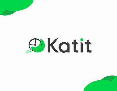 Логотип для компании Katit