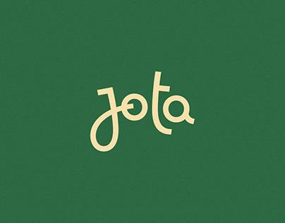 JOTA | Branding, Typography, Visual Identity