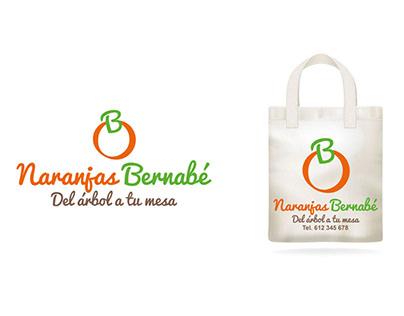 Logo Naranjas Bernabé