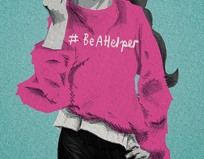 #BeAHelper Book