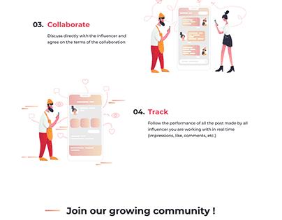 SNICKPIC - micro-influencer marketing network.