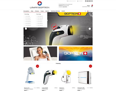 Lampa Bioptron - sklep internetowy