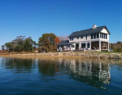 Seaside Home - Drakes Island, Maine