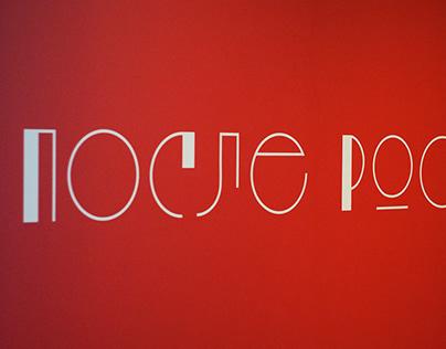 POST RUSSIA exhibition design