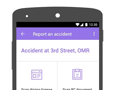 Copkat - A mobile app for the traffic patrolmen