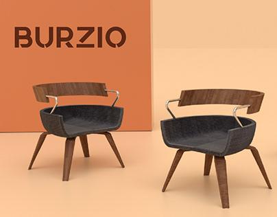 Burzio Chair