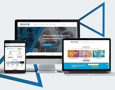 BE2UP - Consultoria de Inovação em Marketing Digital