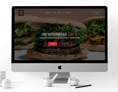NEWYORKERS CAFE: Web