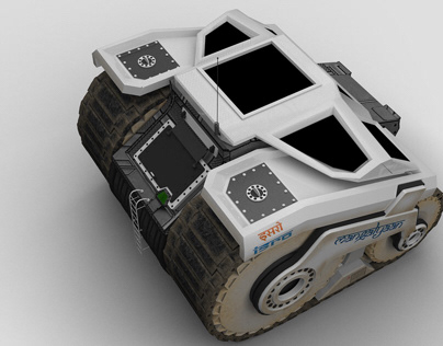 Concept Vehicle for game