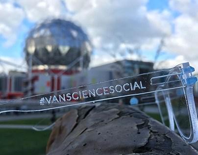 #vansciencesocial Promo Laser Cut Glasses